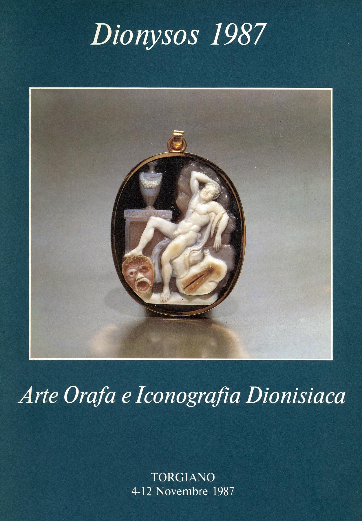 Bacco-Dionisio_Libro