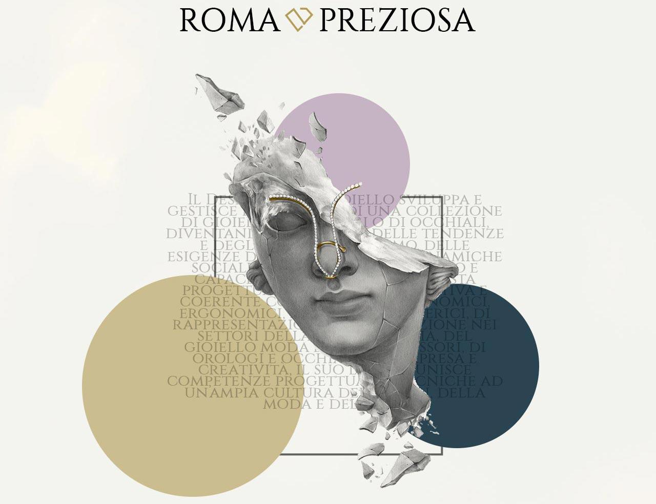 Gioia Capolei - Roma Preziosa - Preview